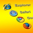Chrome haalt populariteit Internet Explorer in