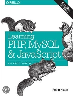 learning php mysql and javascript pdf